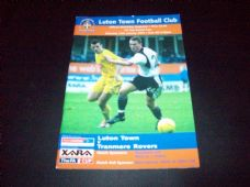 Luton Town v Tranmere Rovers, 2003/04 [FA]